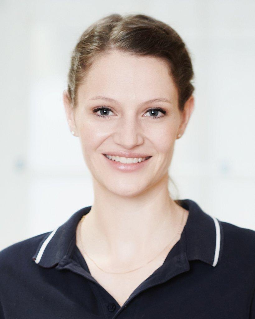 Portrait Dr. Amely Zimmermann